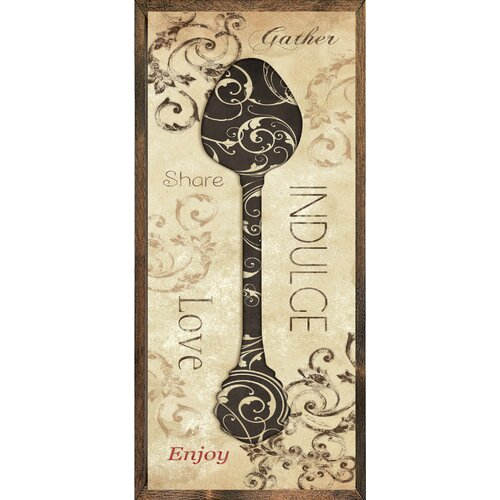 Magnet Art Print Indulge Framed Wall Art