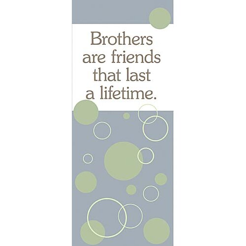 Forest Creations Brothers Are Friends Kids Canvas Art