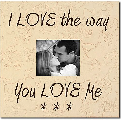 Forest Creations I Love the Way You Love Me Memory Box