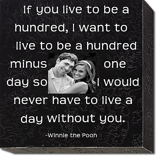 If You Live to Be... Memory Box