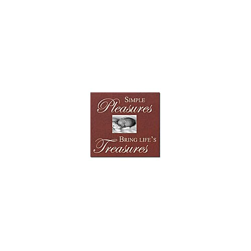 Forest Creations Simple Pleasures Bring Life's Treasures Home Frame