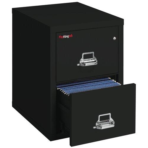 FireKing 2-Drawer  Legal File