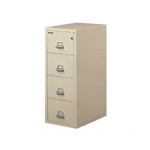 FireKing 4-Drawer  Legal File