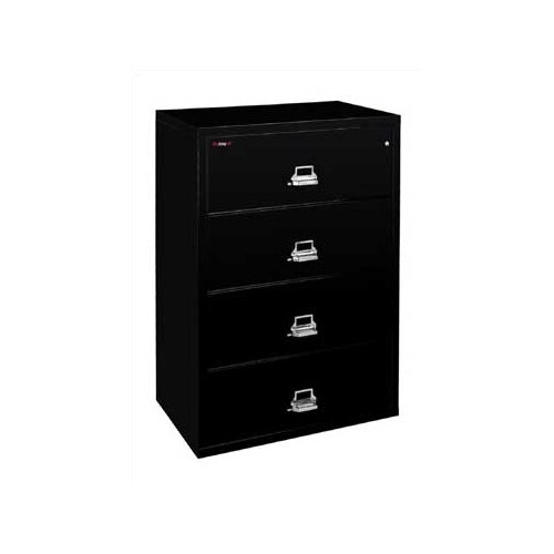 FireKing Fireproof 4-Drawer  File