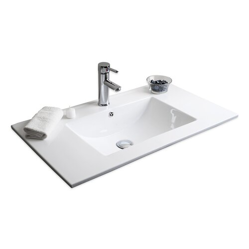 Flair Rectangle Sink