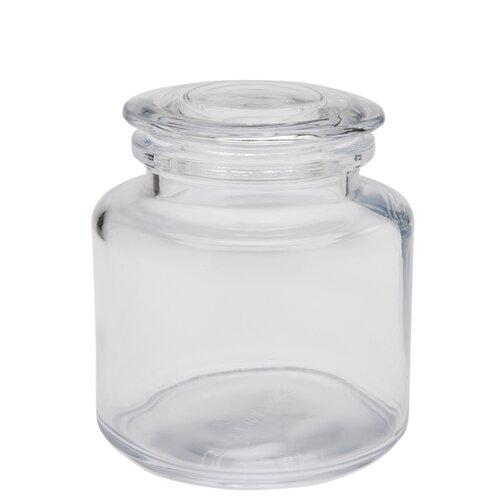 Waterworks Studio Vintage Glass Apothecary Small Jar