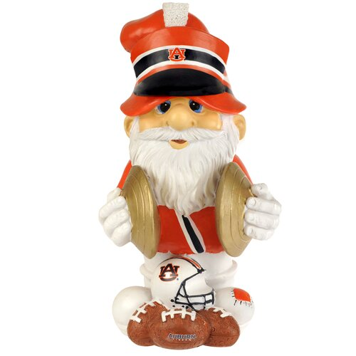 Forever Collectibles NCAA Version 2 Thematic Gnome Statue