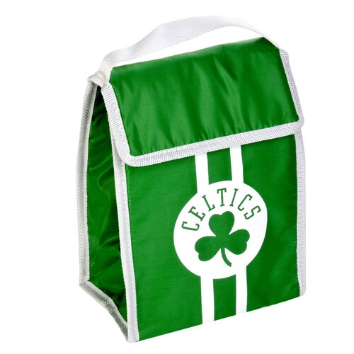NBA Velcro Lunch Bag