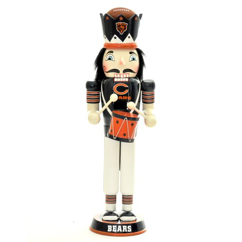 Forever Collectibles NFL Nutcracker