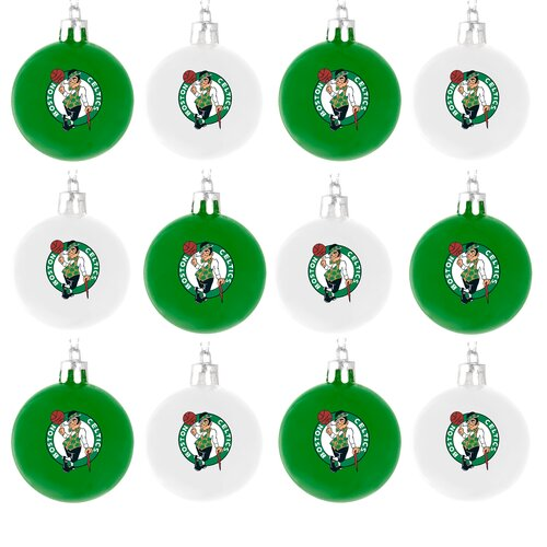 Forever Collectibles NBA Ball Ornament