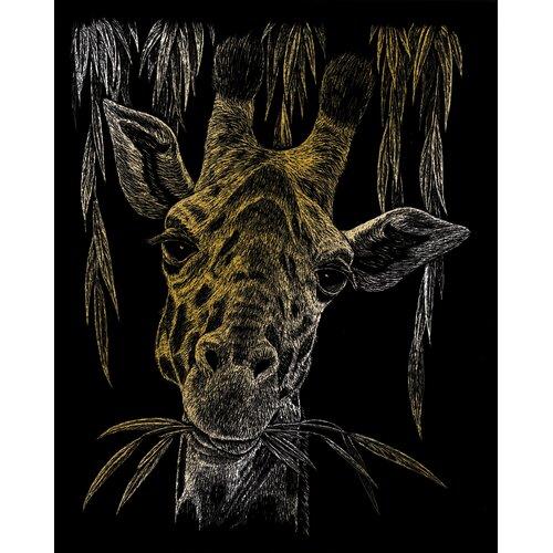 Royal & Langnickel Giraffe Art Engraving