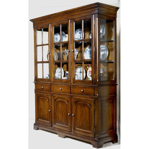 Nottingham Cottage China Cabinet