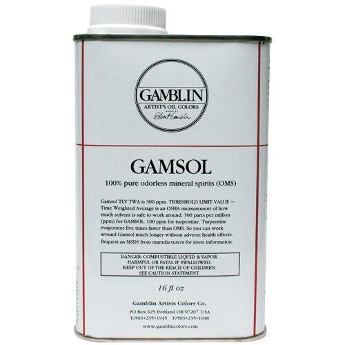 Gamblin Artists' Grade Gamsol Oil Color