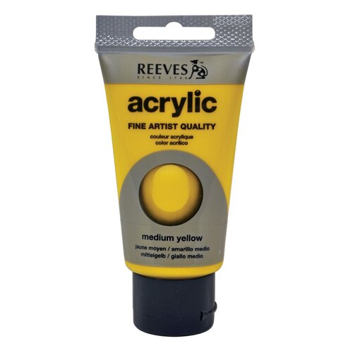 Reeves Acrylic Paint Color
