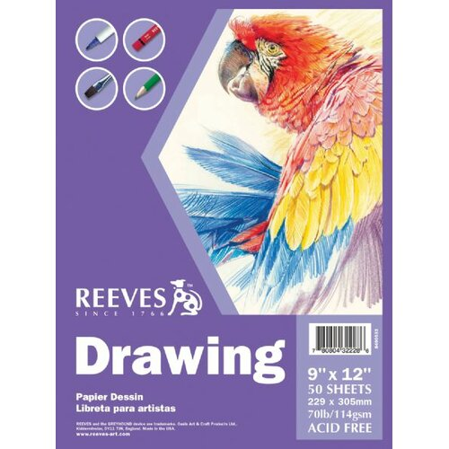Reeves Drawing Pad