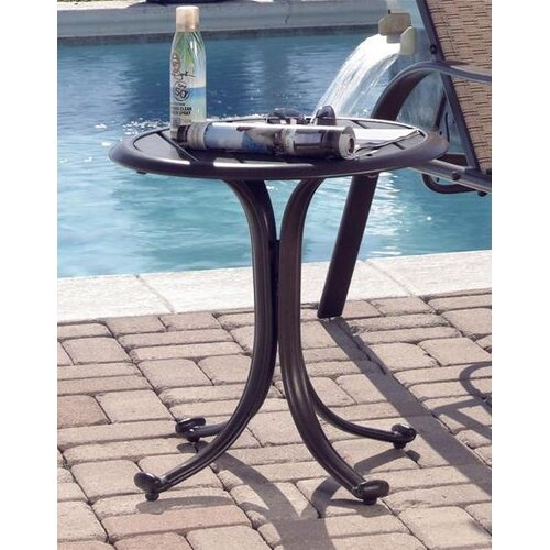 Panama Jack Outdoor Island Breeze Patio End Table