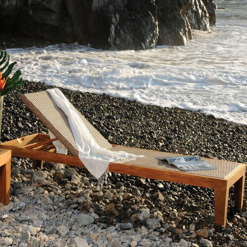 Panama Jack Outdoor Leeward Islands 3 Piece Chaise Lounge Set