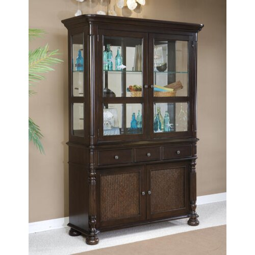 Old Havana China Cabinet
