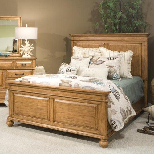 Coronado Panel Bed