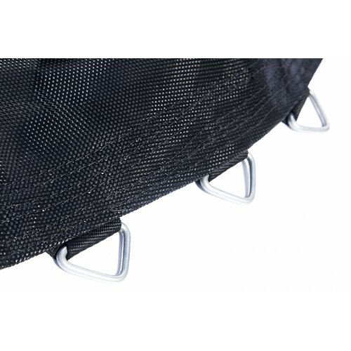 """SKYBOUND Jumping Surface 10'3"""" Round Trampoline with 60 V-Rings for 7"""" Springs"""
