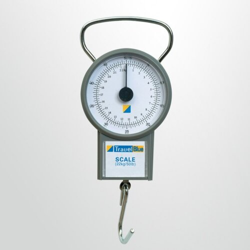 Travel Blue Luggage Scale