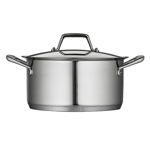 Prima 6-qt. Stock Pot with Lid