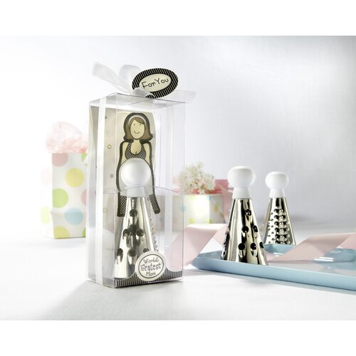 Baby Shower World's Gratest Mom Cheese Grater