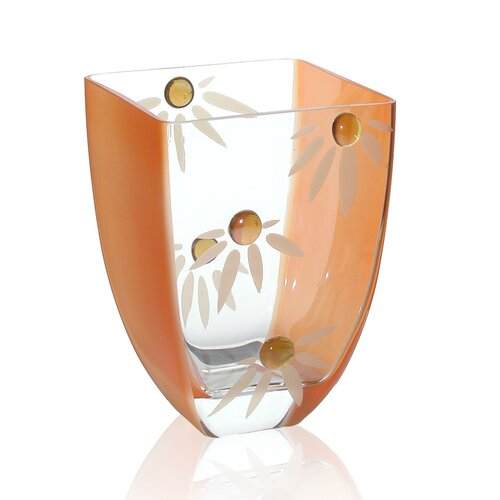 Womar Glass Love Me Not Vase