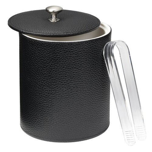 Leatherette Ice Bucket