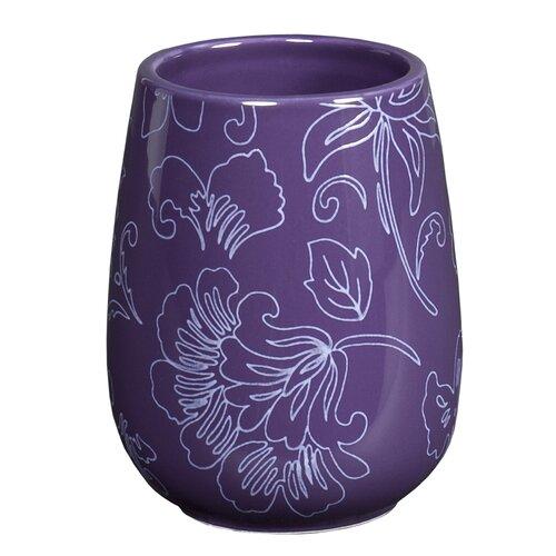 Fine Lines Ceramic Tumbler