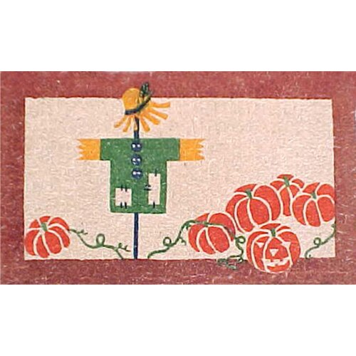 Home & More Scarecrow Doormat