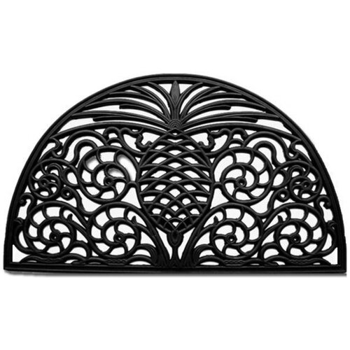 Home & More Pineapple Grandeur Doormat