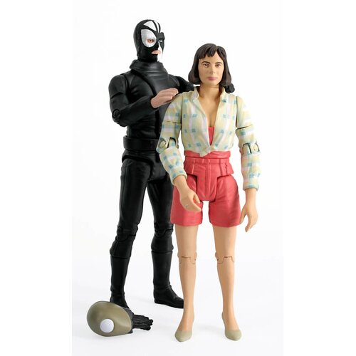 Underground Toys Doctor Who the Caves of Androzani Figures