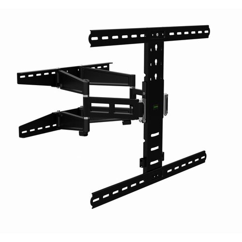 Lestech Ultra Slim Full Motion Tilt/Swivel Wall Mount for 37'' - 60' Screens