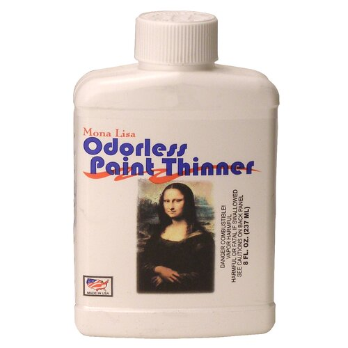 Speedball Mona Lisa Monalisa Odorless Thinner
