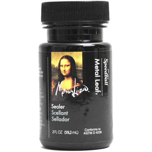 Speedball Mona Lisa Carded Water Based Sealer