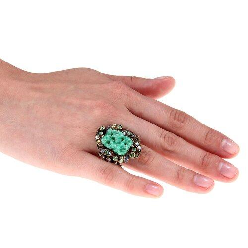 Sweet Romance Dragonlady Vintage Jadeite Ring