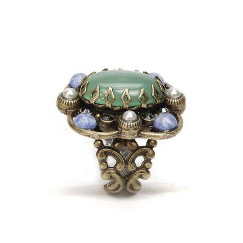 Oval Jadeite Ring