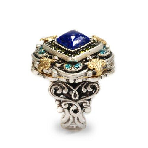 Royal Crystal Ring