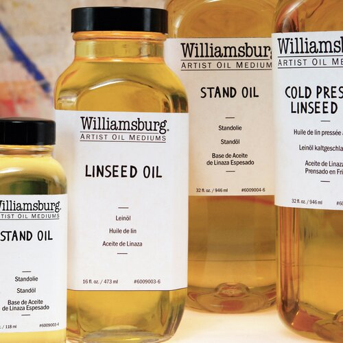 Williamsburg Linseed Oil