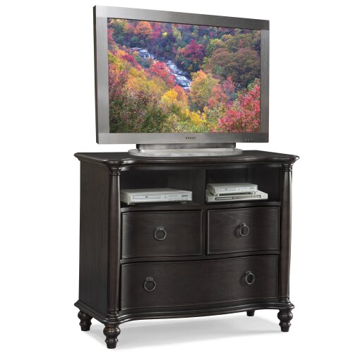Legacy Classic Furniture Glen Cove 3 Drawer Media Chest
