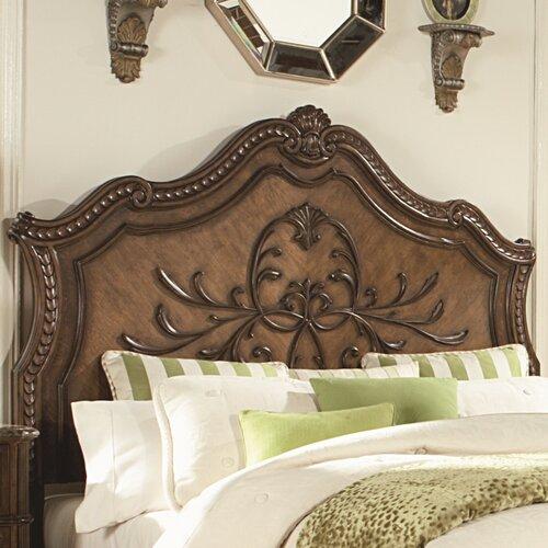 Elegant Wood Bed Headboard  Wayfair