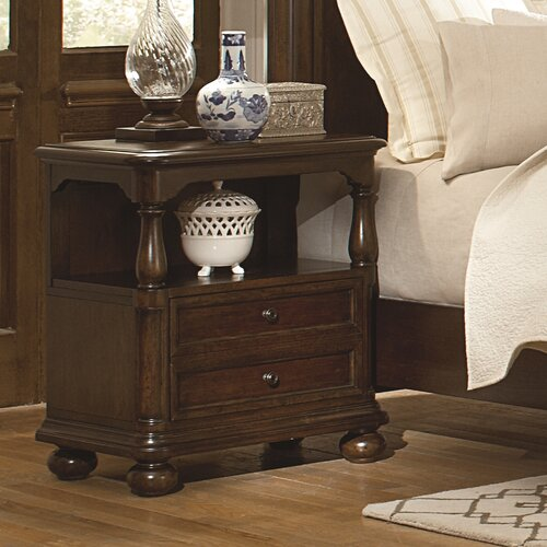 Thornhill 2 Drawer Nightstand