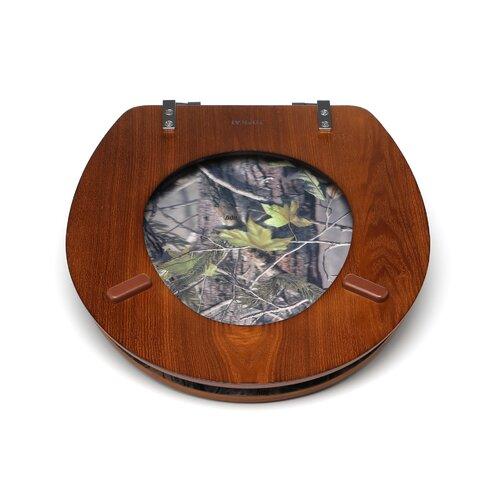 Topseat RealTree Camouflage Round Toilet Seat