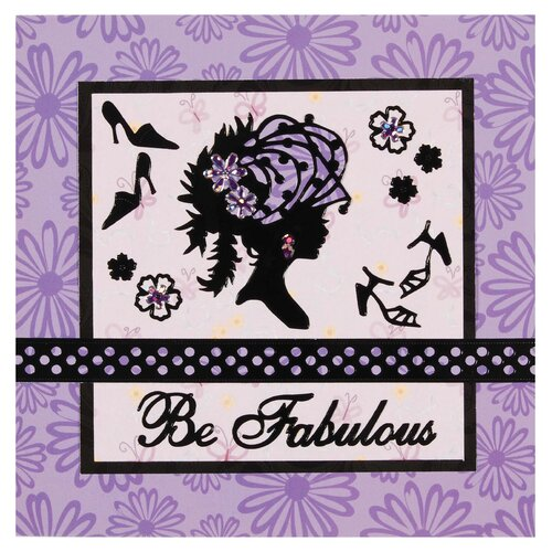 Dazzles Fabulous Ladies Stickers