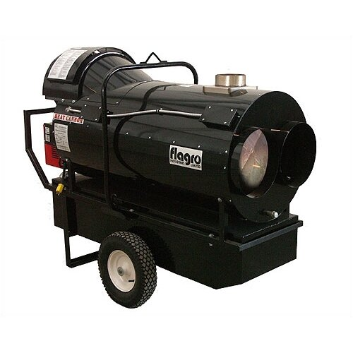 400,000 BTU Indirect Fired Utility Propane Space Heater