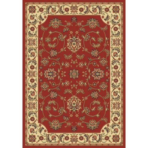 Achim Importing Co Rola Red Rug