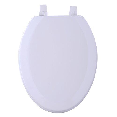 Achim Importing Co Fantasia Elongated Toilet Seat