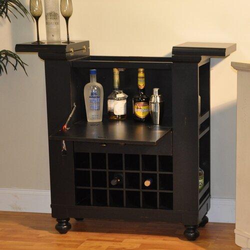 Nantucket Spirit Bar Cabinet