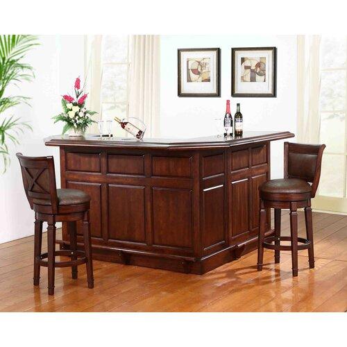 Belvedere Home Bar Wayfair